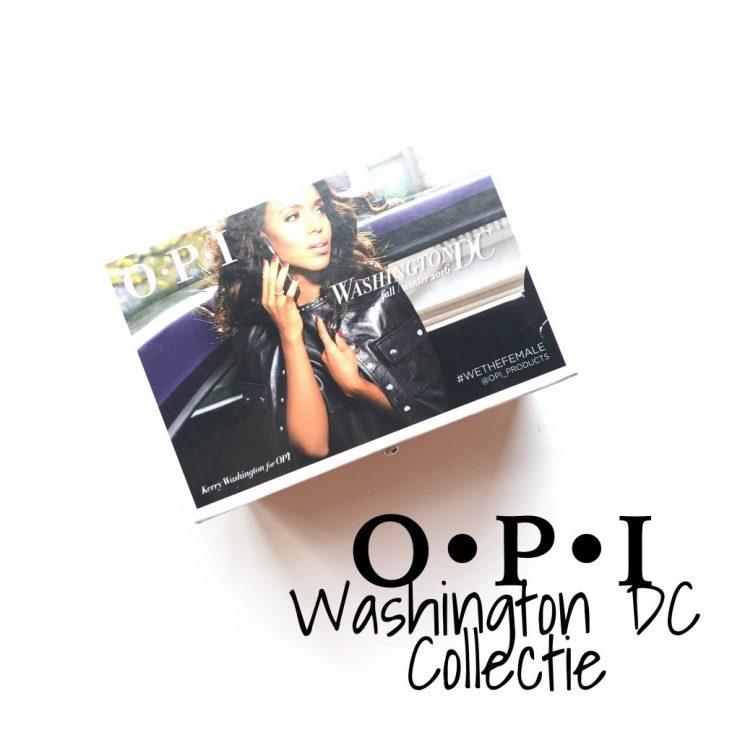 OPI Washington DC Collectie