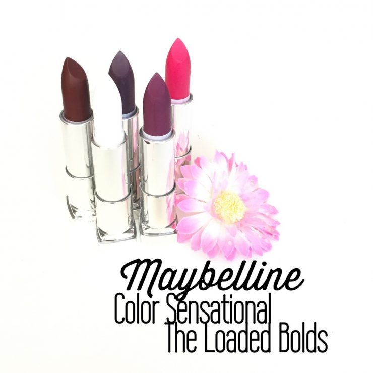 Maybelline Color Sensational The Loaded Bolds