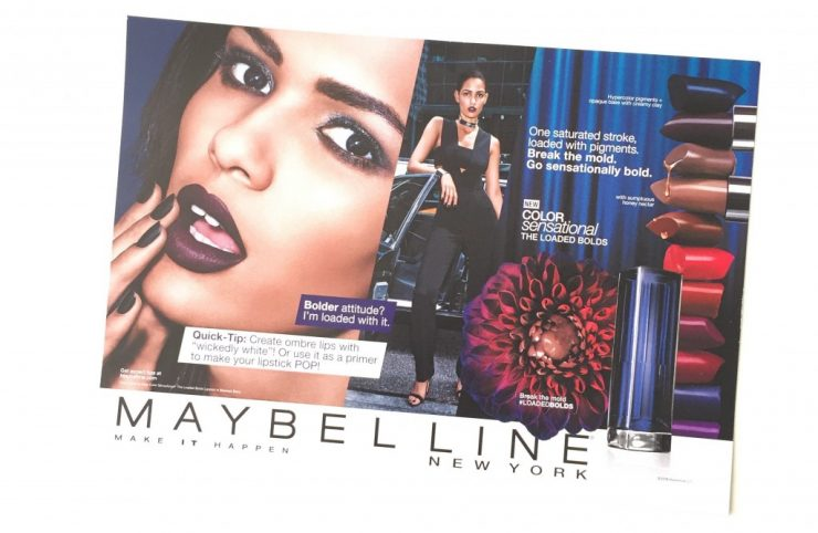 Maybelline Color Sensational The Loaded Bolds