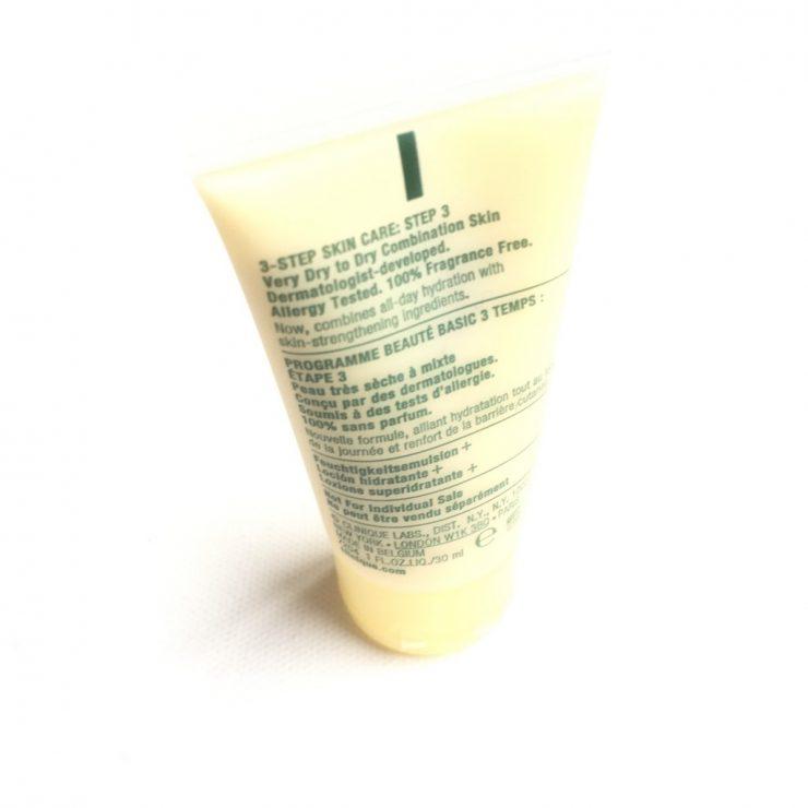 Clinique 3-stappen huidverzorgingssysteem