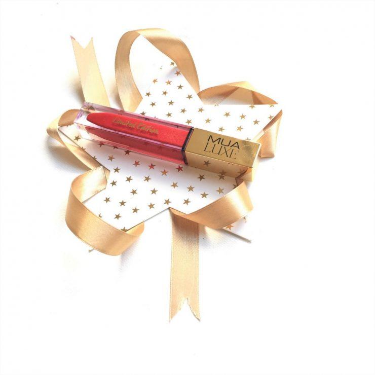 MUA Luxe Limited Edition Metallic Liquid Lipstick