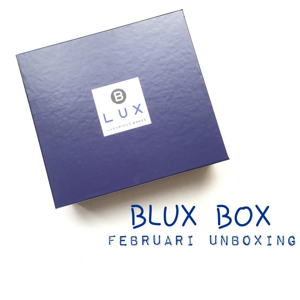 Blux Box Februari Unboxing