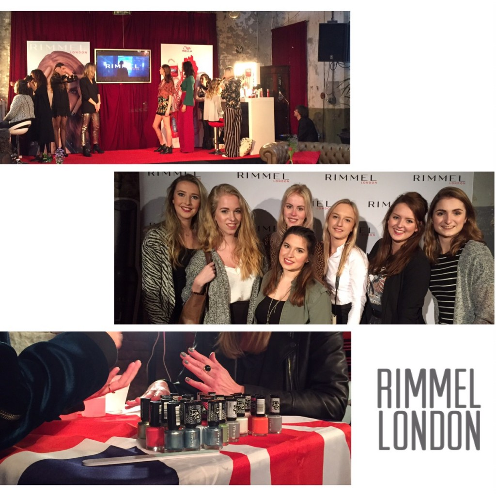 Rimmel London Spring 2017 Event