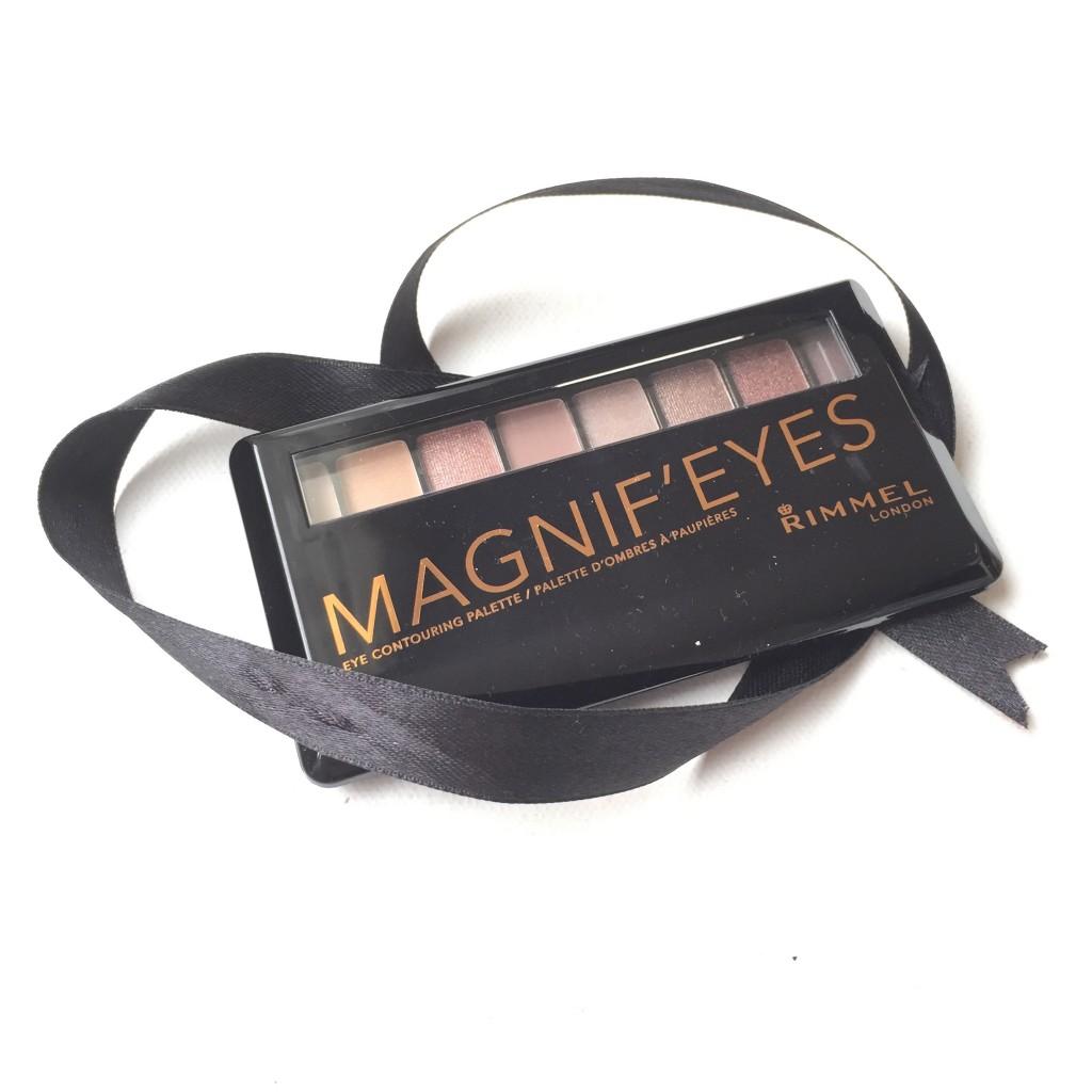 Rimmel Magnif'eyes Eye Contouring Palette