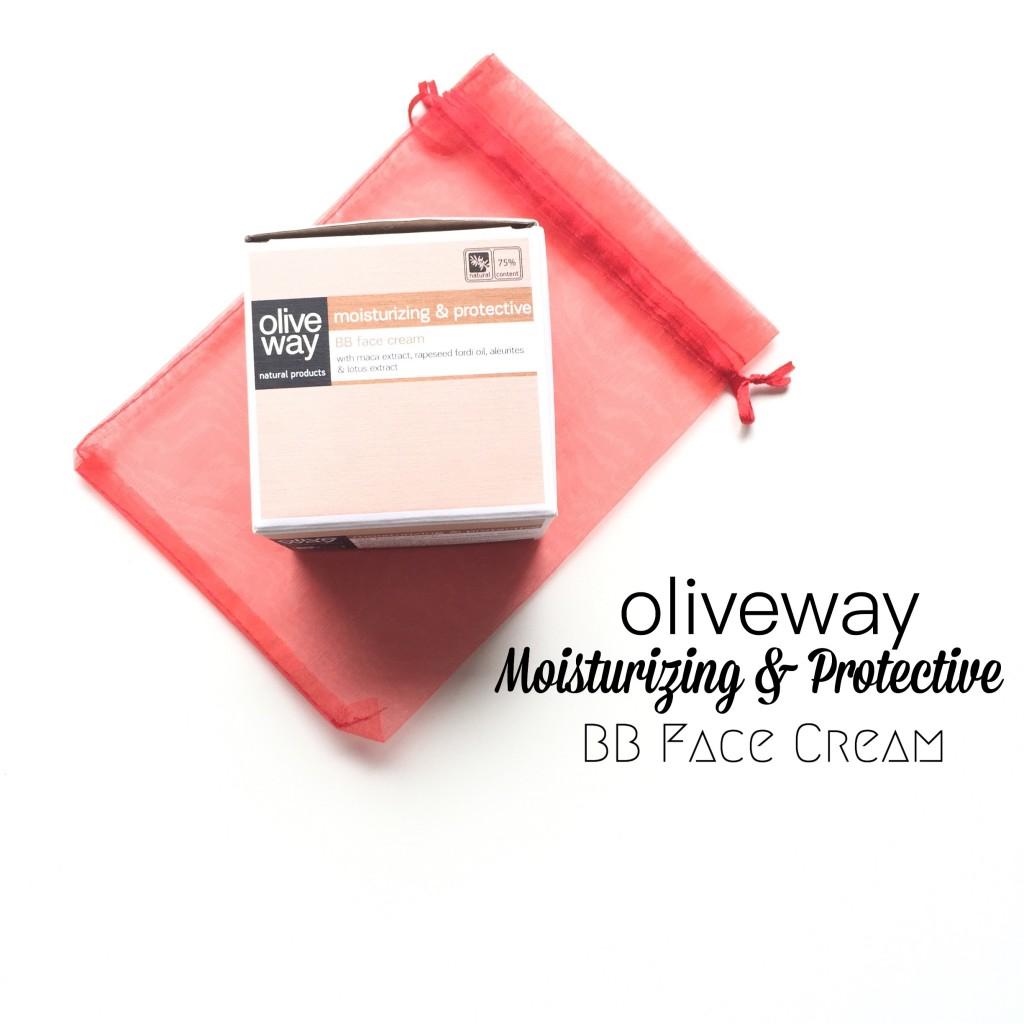 Oliveway Moisturizing & Protective BB Face Cream