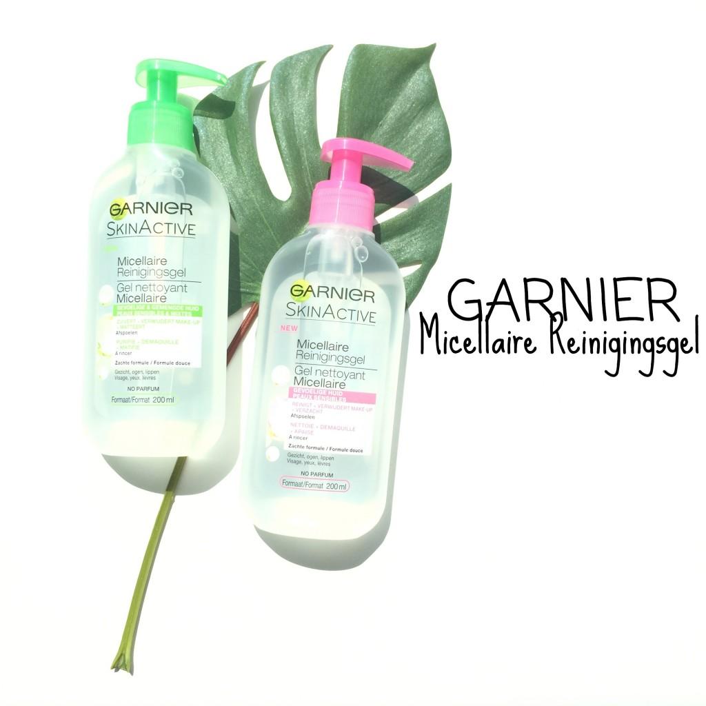 Garnier Micellaire Reinigingsgel