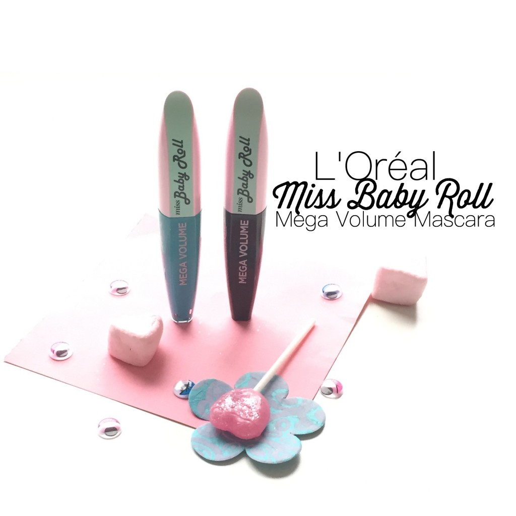 L'Oréal Miss Baby Roll Mega Volume Mascara