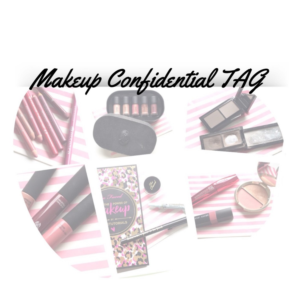 Makeup Confidential TAG
