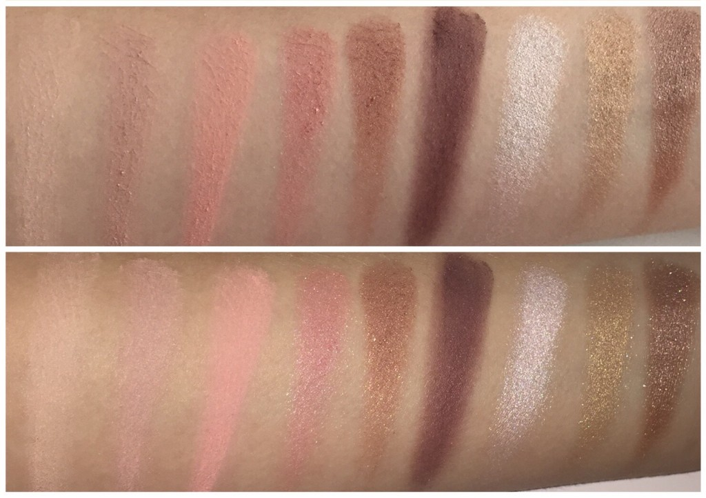 Etos Luxurious Eyeshadow Palette
