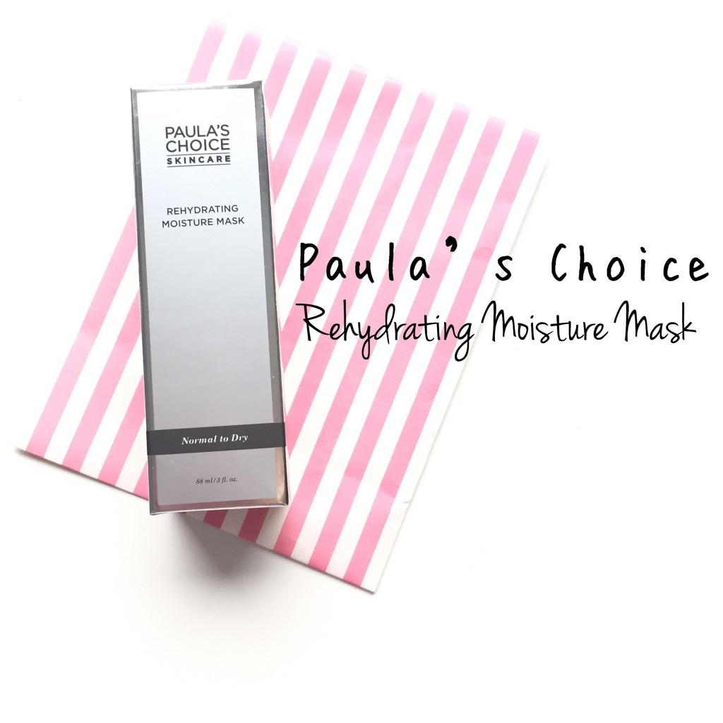 Paula's Choice Rehydrating Moisture Mask