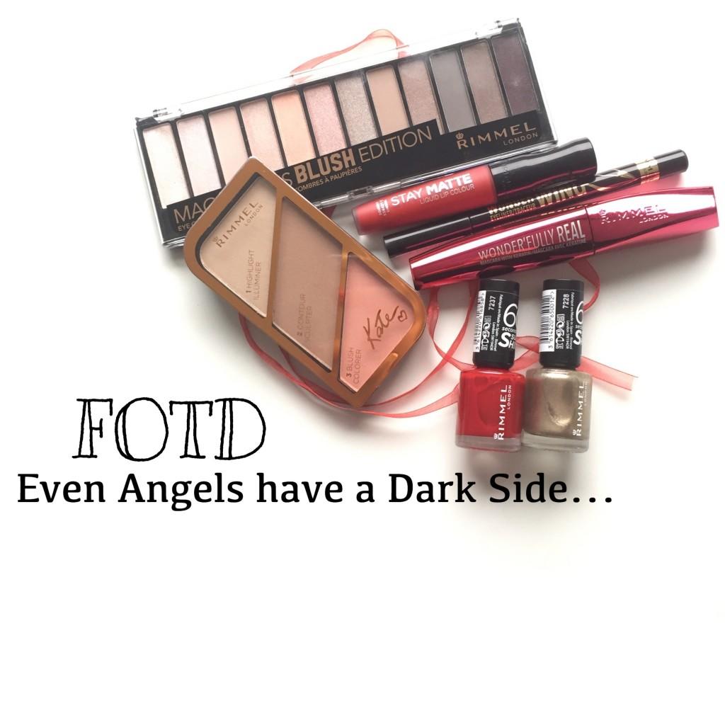 FOTD Even Angels have a dark side...