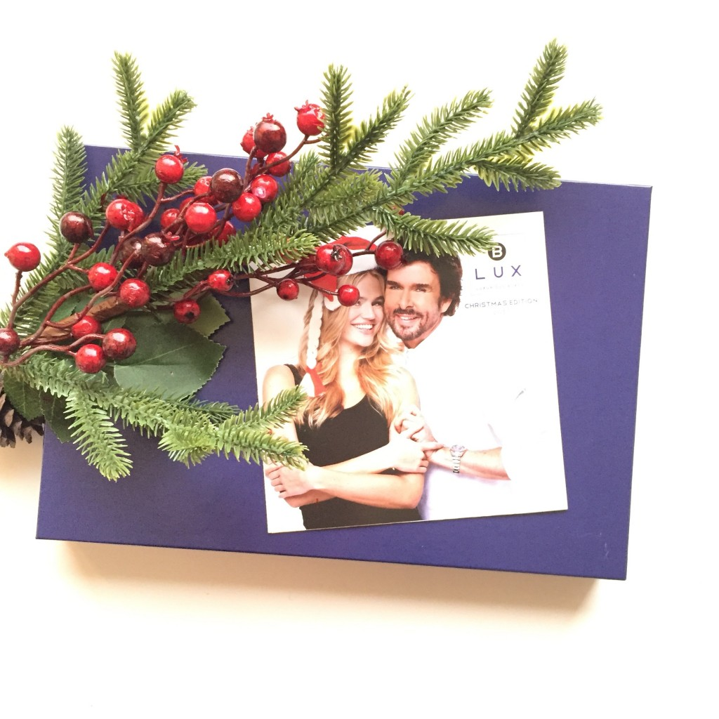 Unboxing Bluxbox Kerst editie