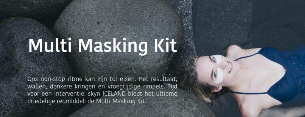 SKYN Iceland Multi Masking Kit