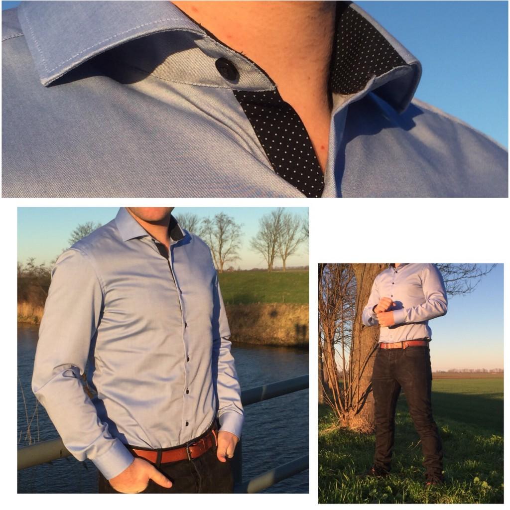 Overhemden voor de lente en zomer