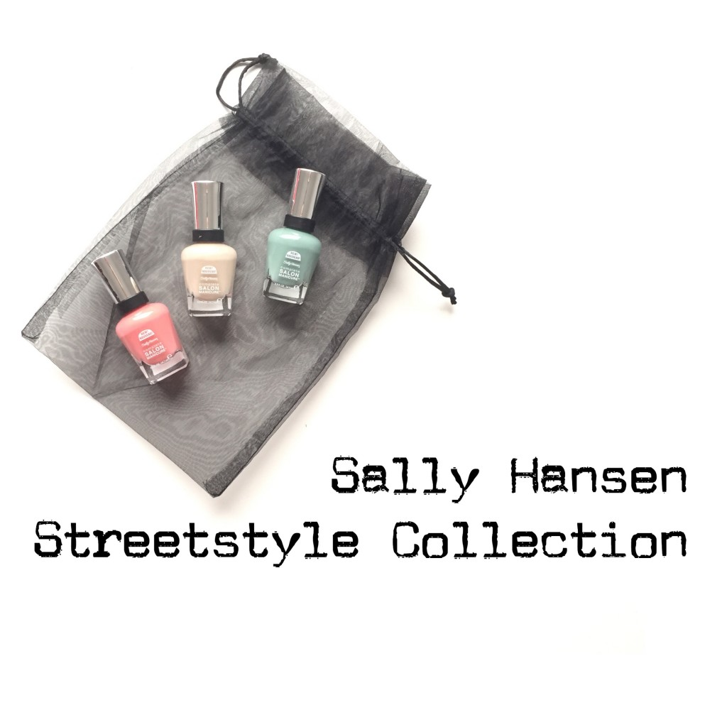 De nieuwe Sally Hansen Streetstyle Collection