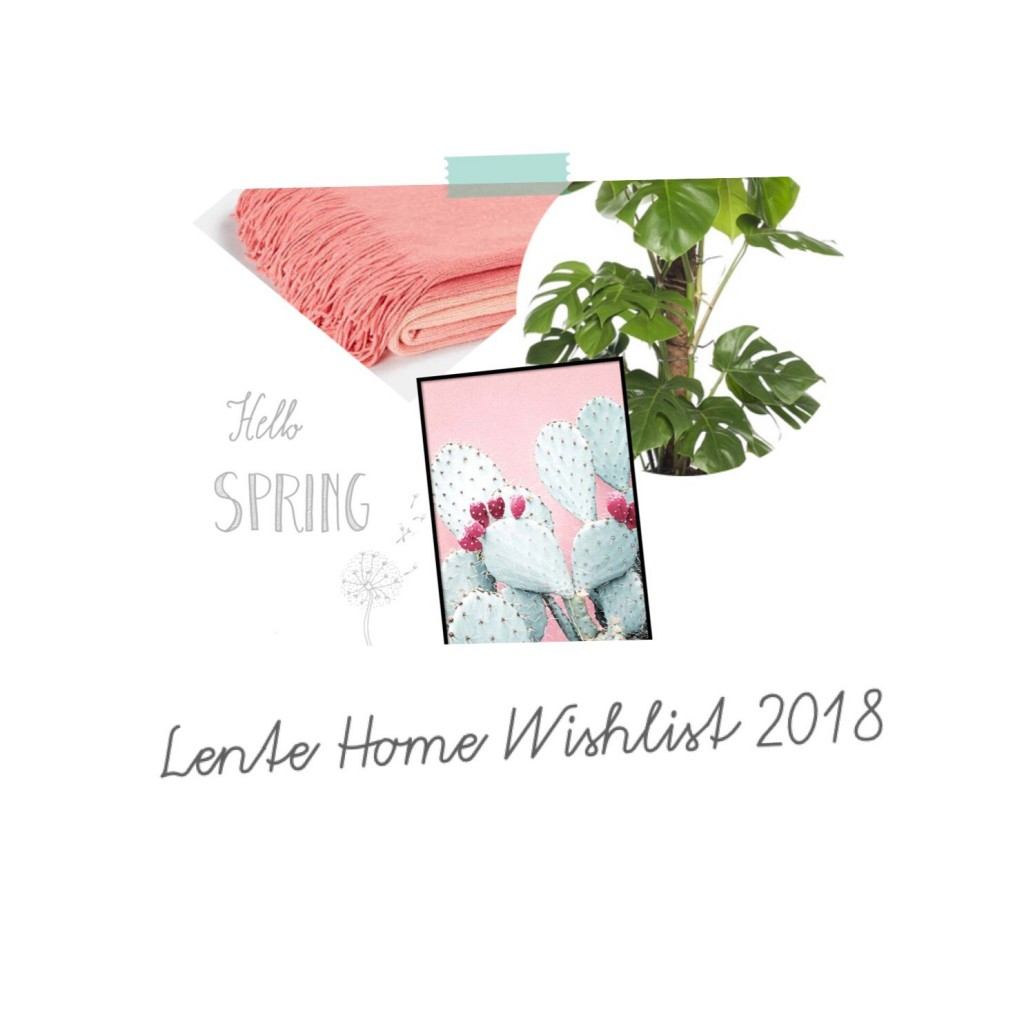 Lente Home Wishlist 2018