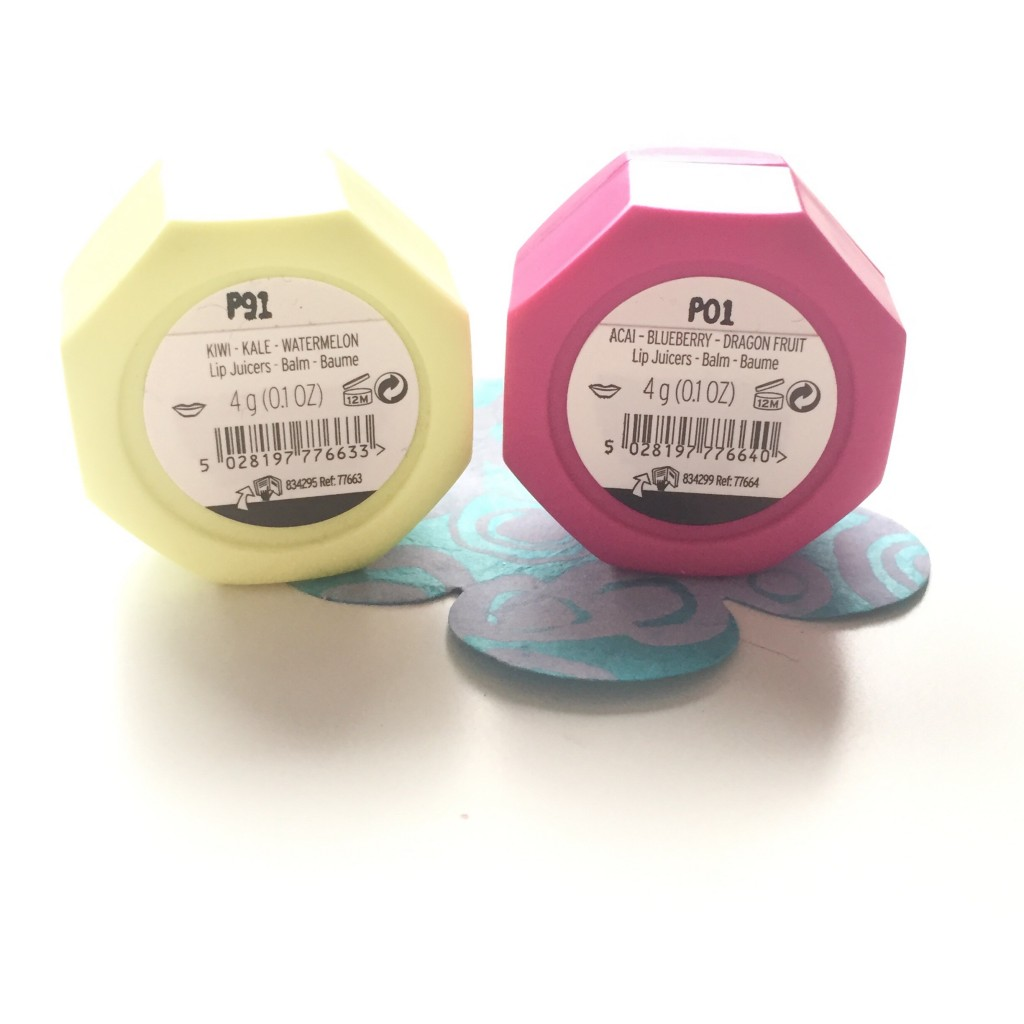 The Body Shop Lip Juicers