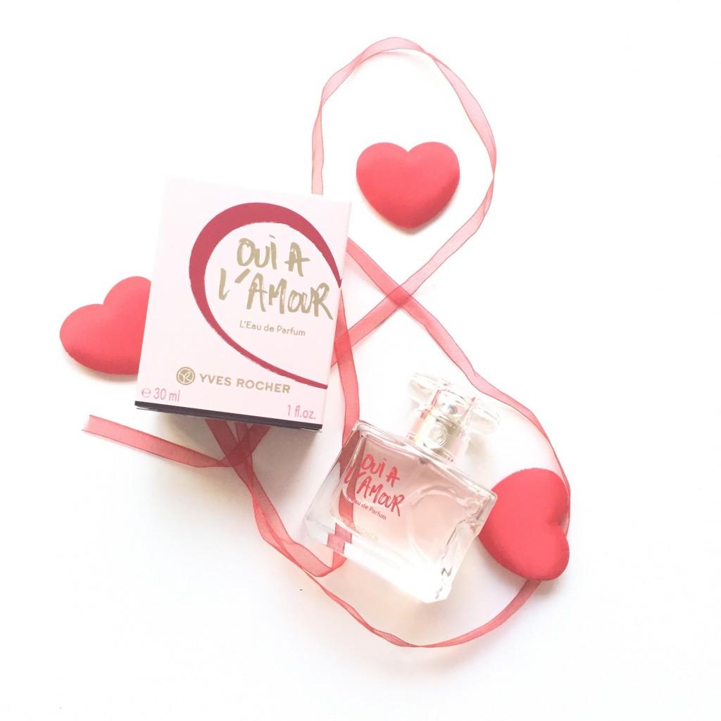 Yves Rocher Oui à l'Amour Eau de Parfum