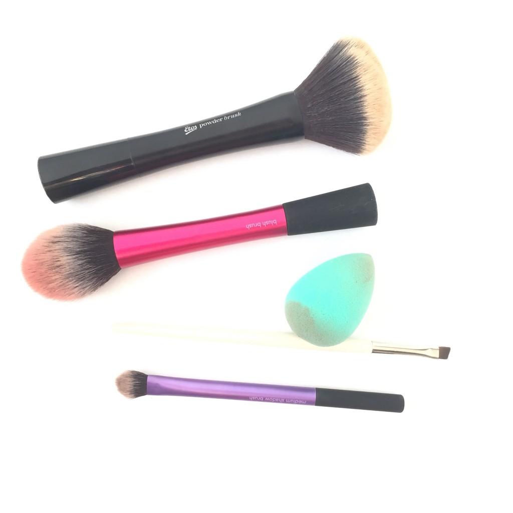 Mijn 5 onmisbare make-up kwasten