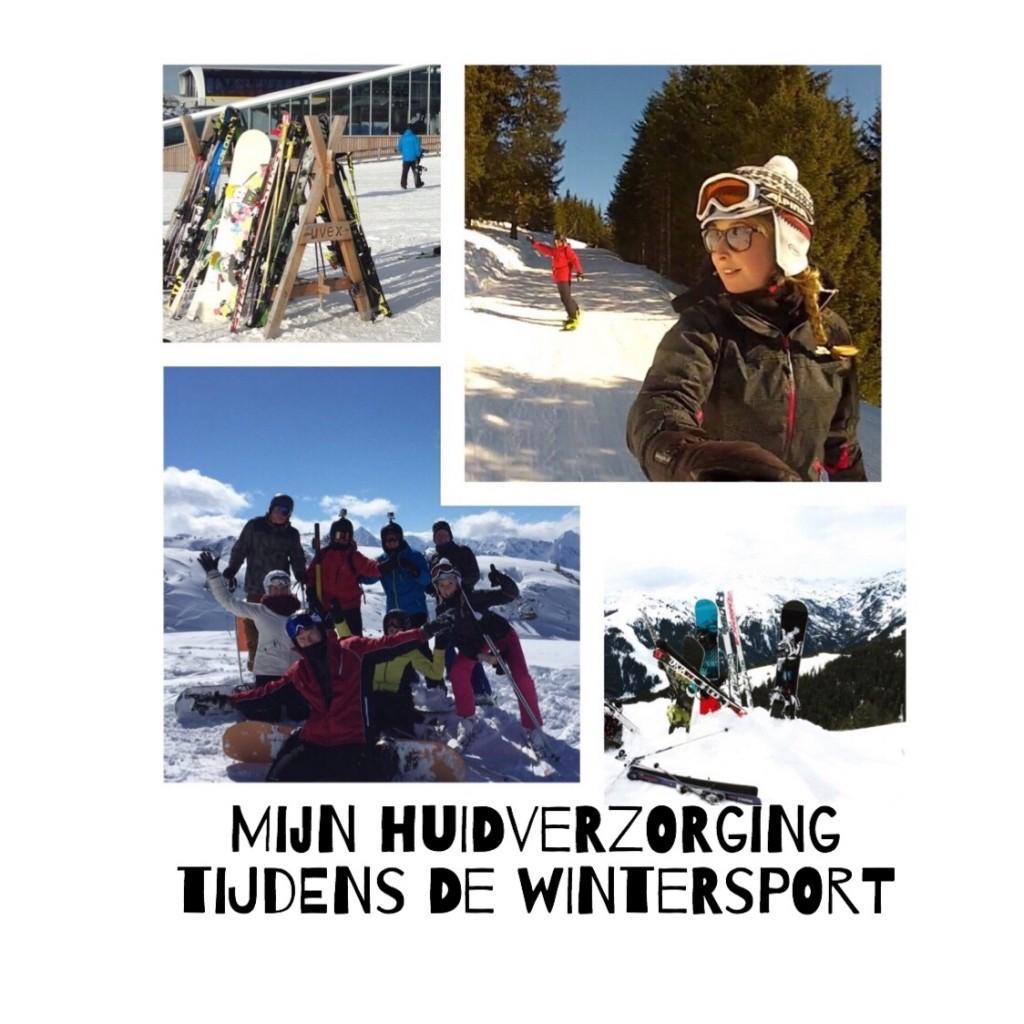 Mijn huidverzorging tijdens de wintersport