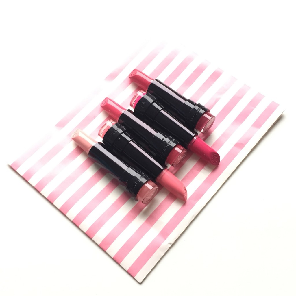 Yves Rocher Pink Mantra Lipsticks