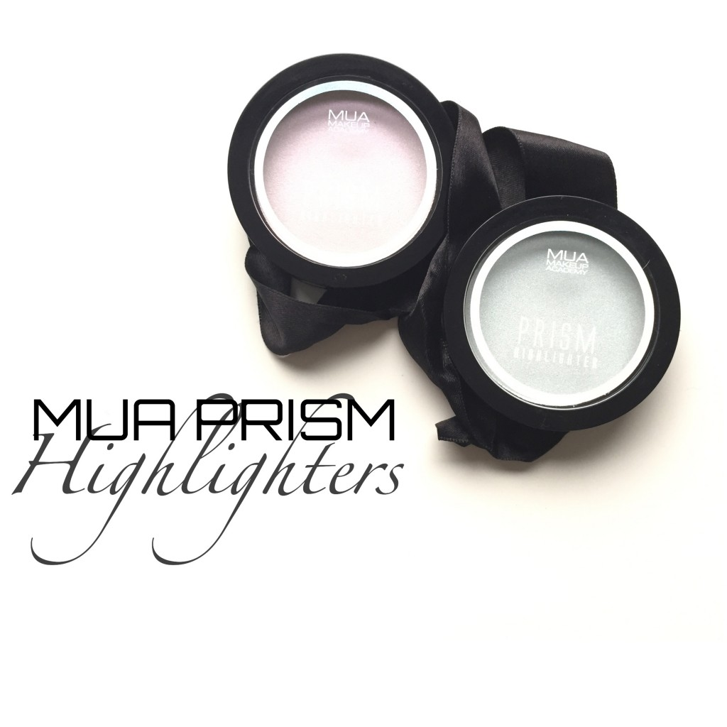 MUA Prism Highlighters