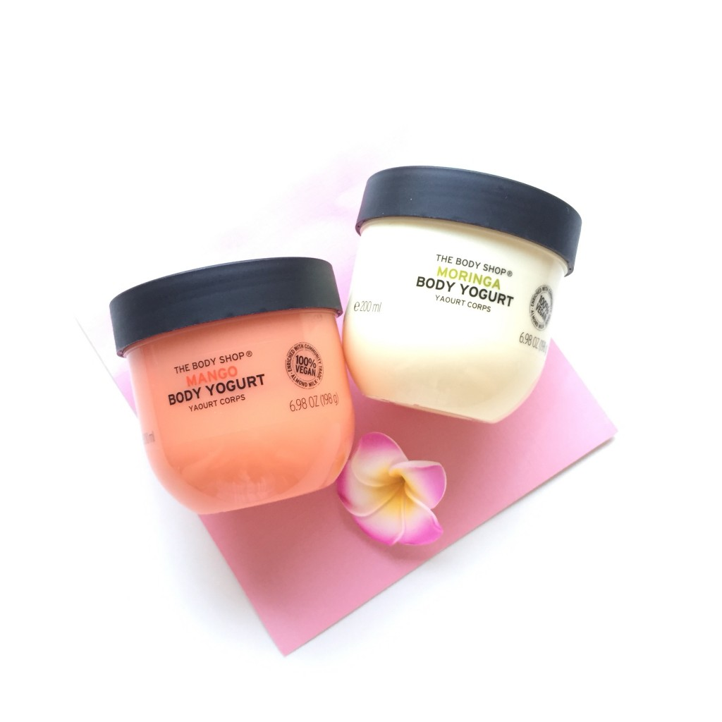 The Body Shop Body Yoghurt