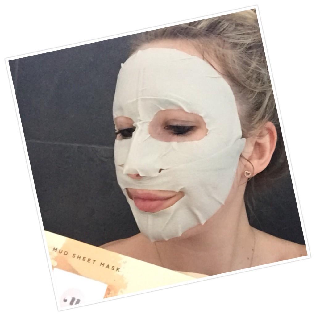 Milu Mud Sheet Mask
