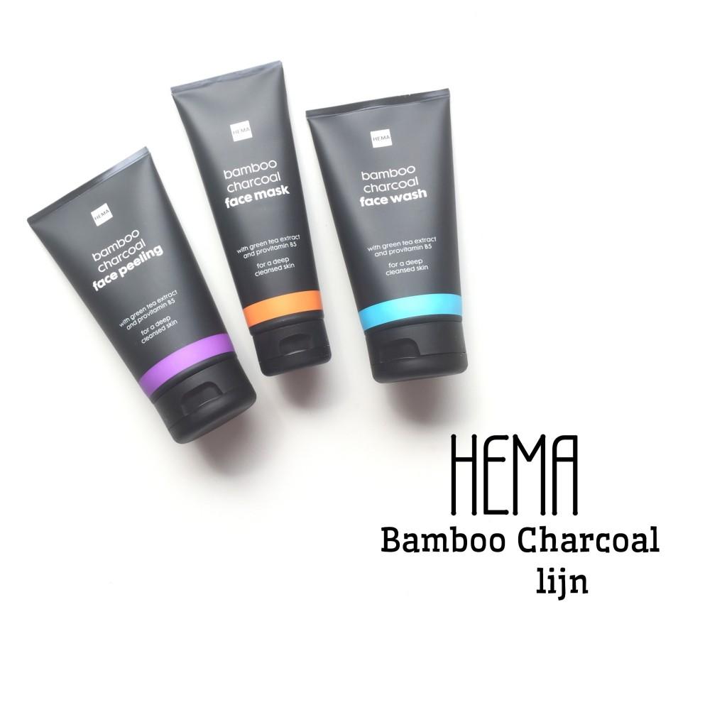 HEMA Bamboo Charcoal Lijn