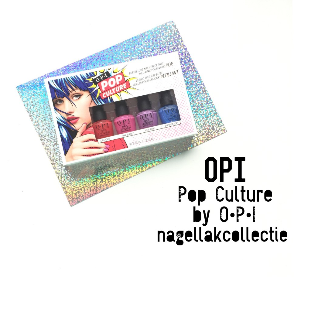 OPI Pop Culture by OPI Nagellakcollectie