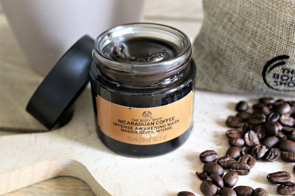 The Body Shop Nicaraguan Coffee Intense Awakening Mask