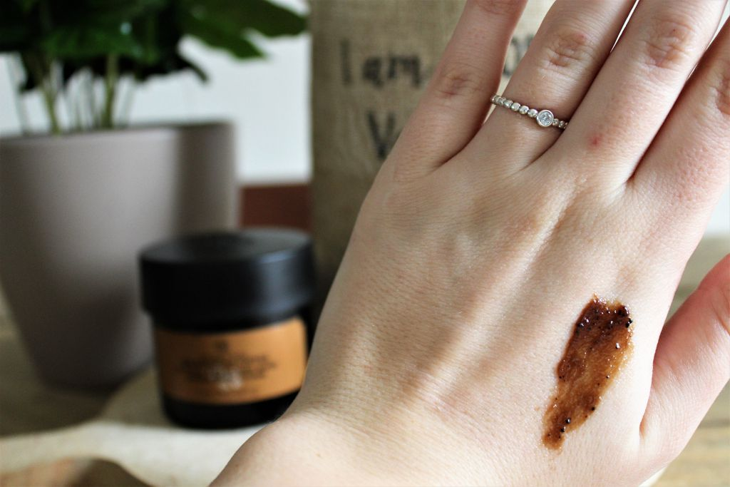 The Body Shop Nicaraguan Coffee Intense Awakening Mask