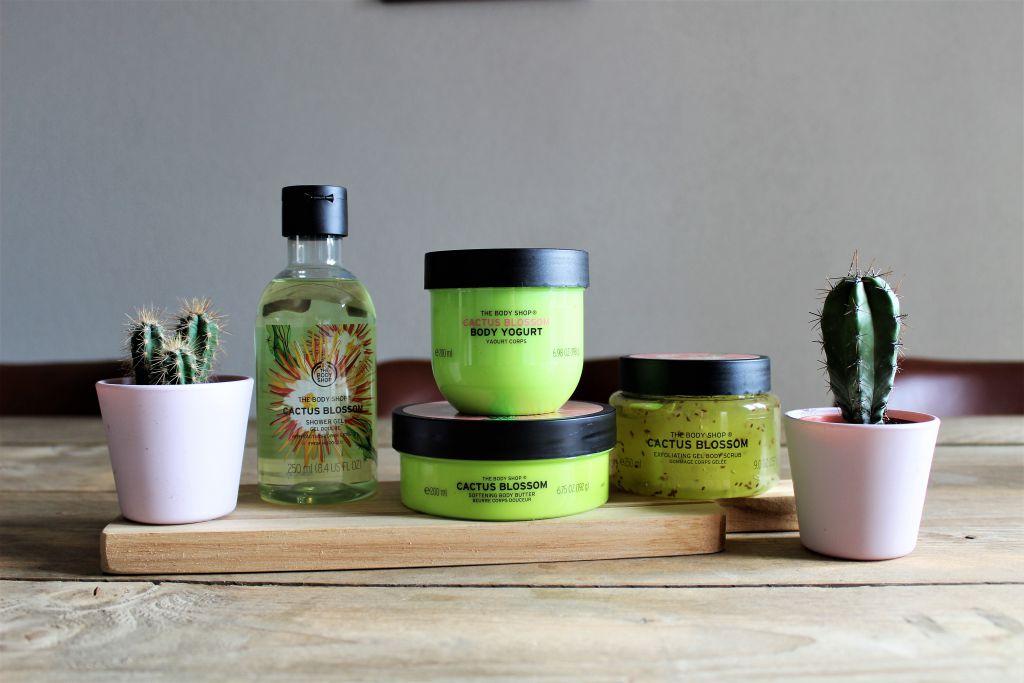 The Body Shop Cactus Blossom
