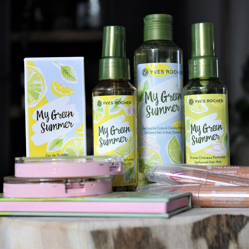 Yves Rocher My Green Summer Collectie