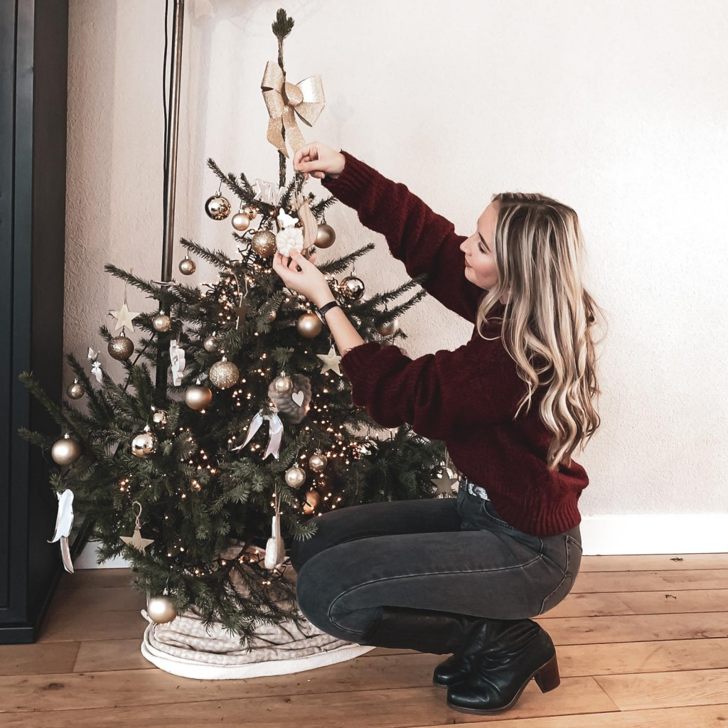 Instagram Kerst Tag