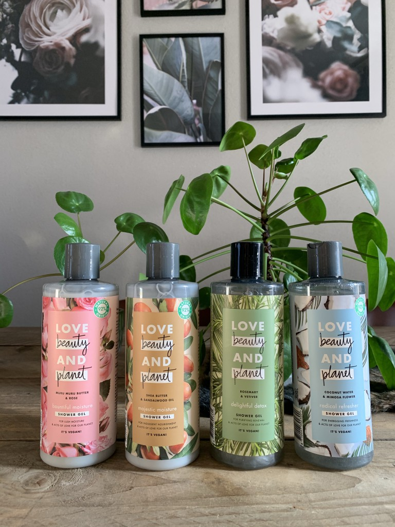 Love Beauty And Planet Shower Gel