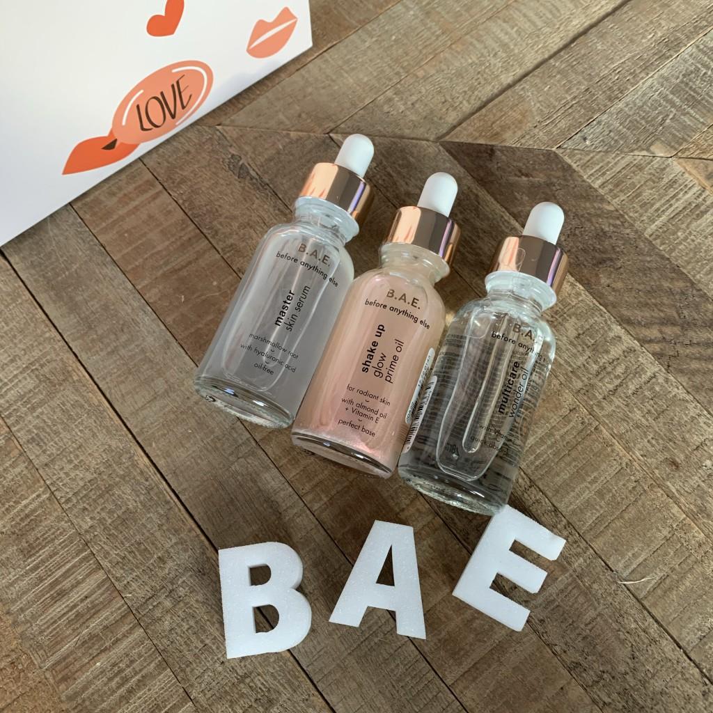 B.A.E. Birthday Collection