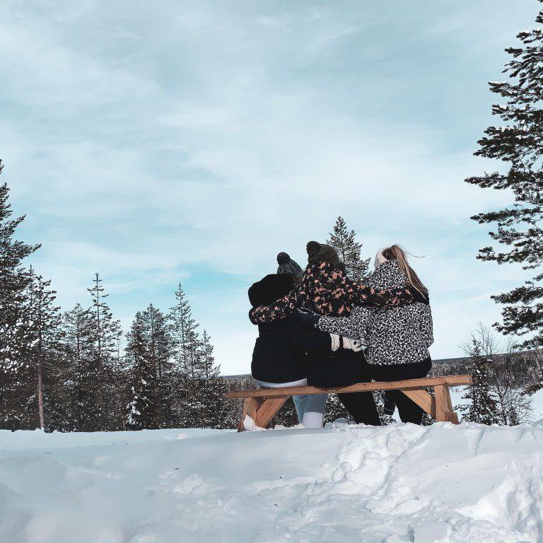 Trip in Fins Lapland Deel 4