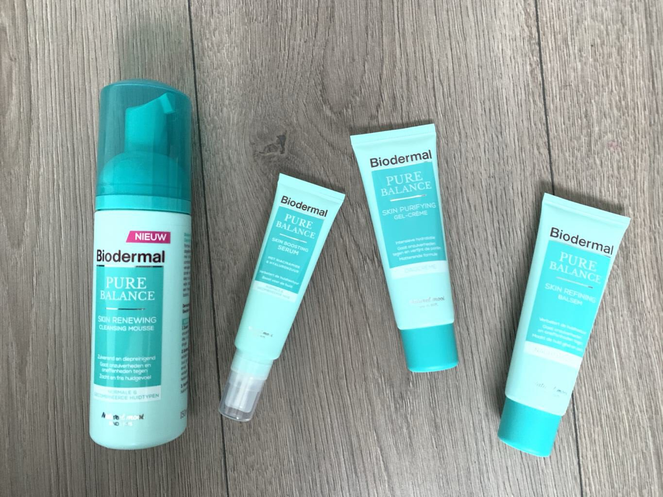 Biodermal Pure Balance lijn
