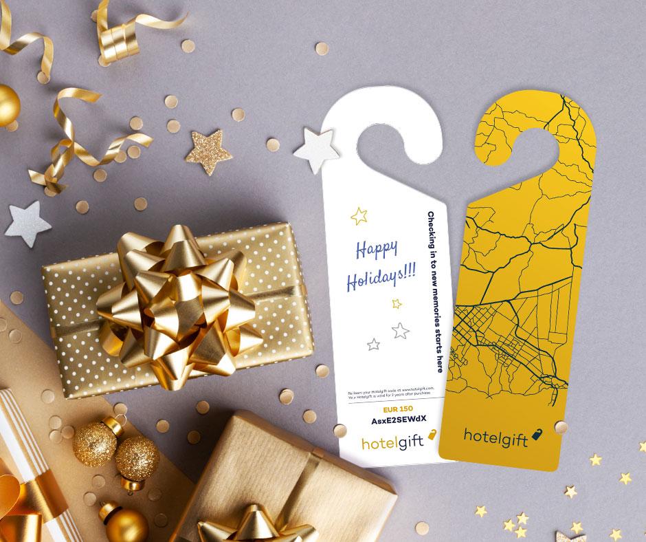 Geef een beleving cadeau met kerst