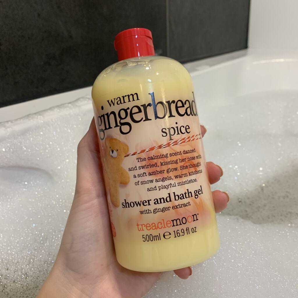 Treaclemoon Warm Gingerbread Spice Shower & Bath Gel