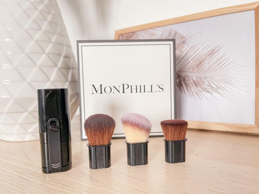 MonPhill's luxe penselenset
