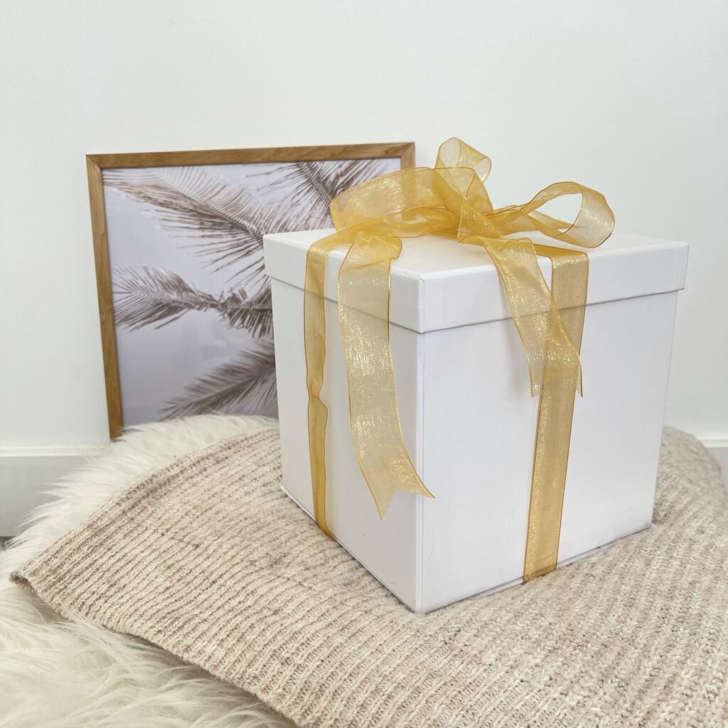 Cadeau versturen op afstand