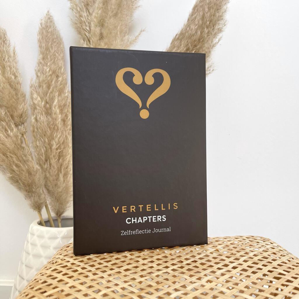 Vertellis Chapters Dankbaarheidsdagboek