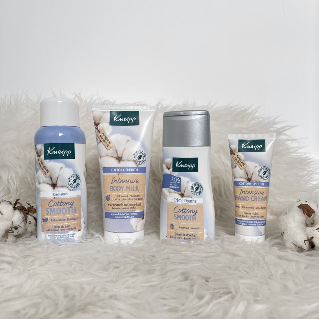 Kneipp Cottony Smooth lijn