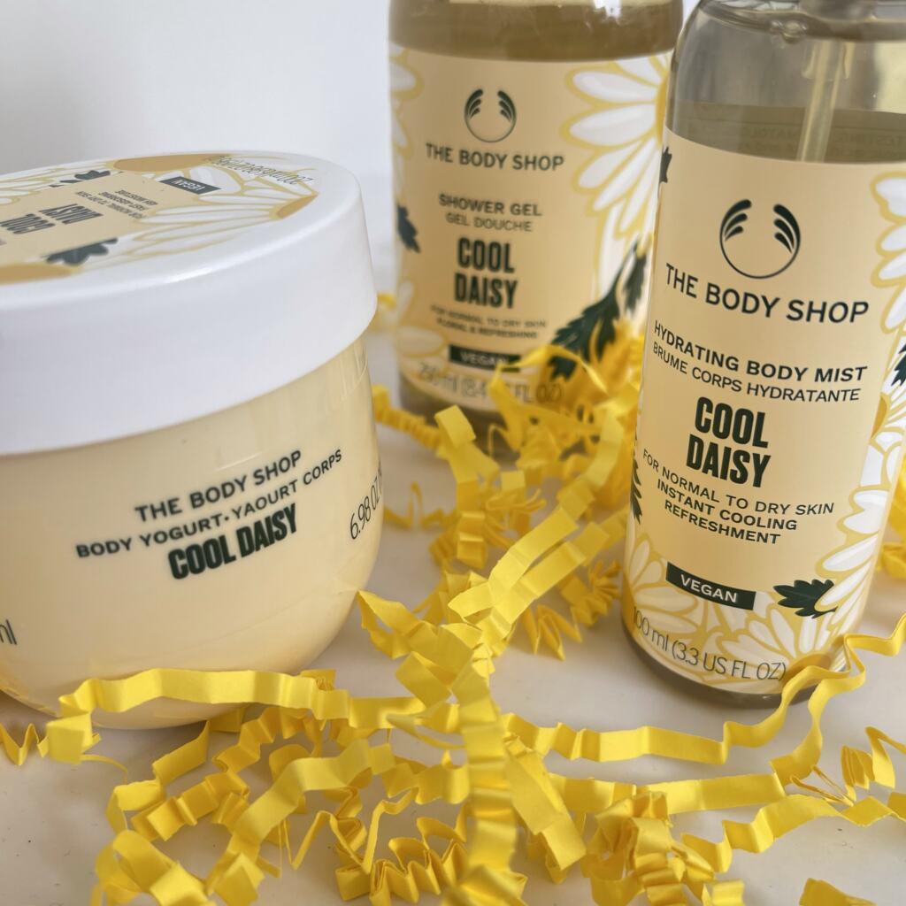 The Body Shop Cool Daisy lijn