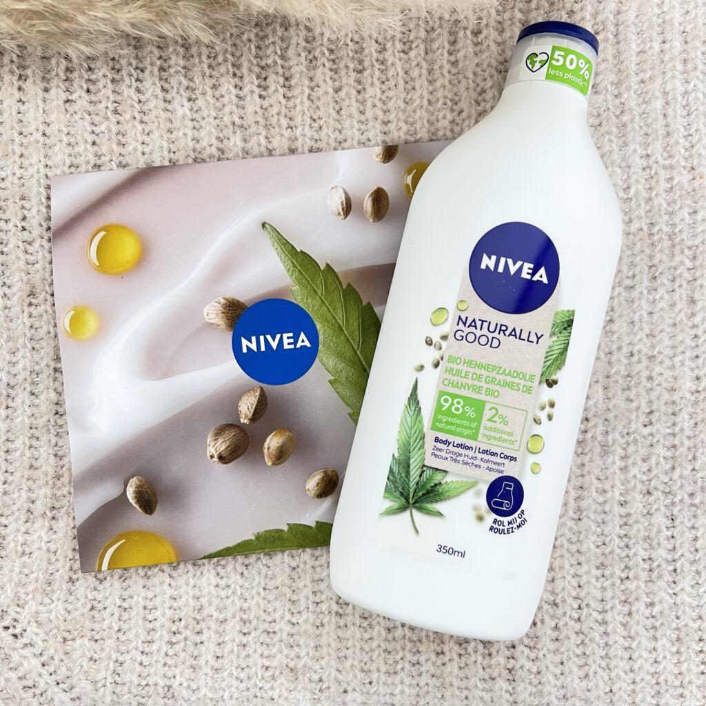 NIVEA Naturally Good Body Lotions