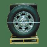 Chrome F250 8 Spoke 18 inch a