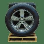 2009 2019 Dodge Ram 1500 Sport Edition Chrome 20 inch a