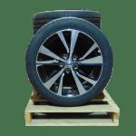 2016 2019 Maxima Machined Black Alternating Spoke 18 inch a